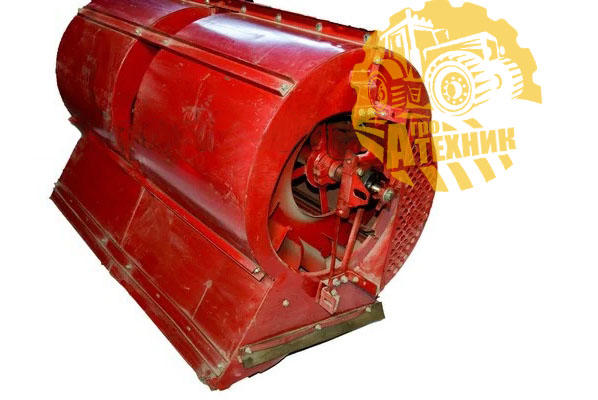 Вентилятор КЗР 0217000Б КЗС-1218