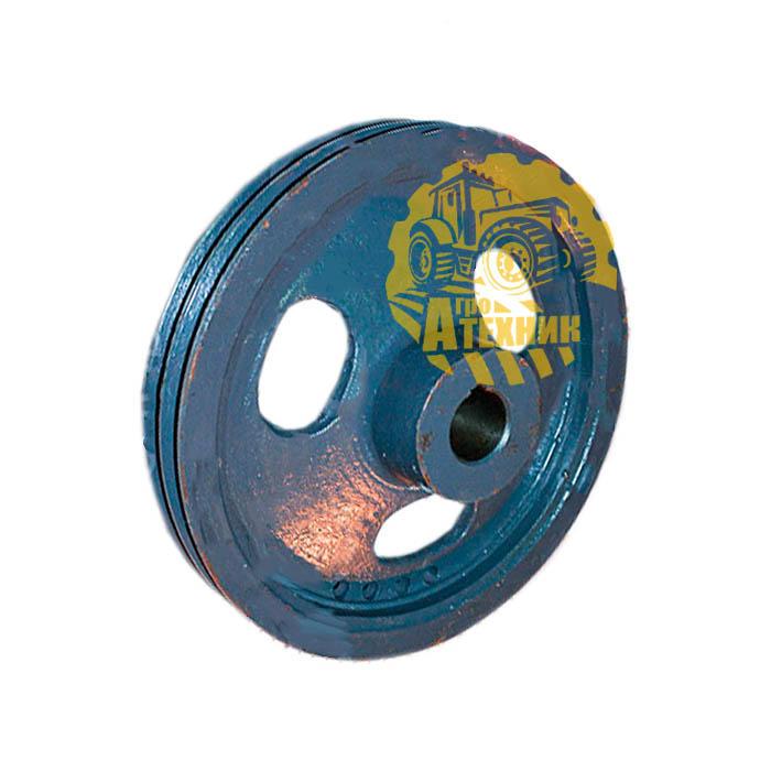 Шкив КЗК-12-0221101А привода выгрузки КЗС-1218