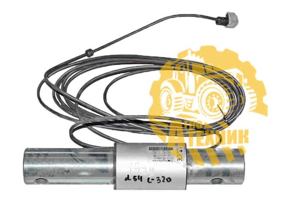 """Весовой стержень (с кабелем) D54 L320 код SENS-ALC054320A-P01  CРК """"Хозяин"""""""