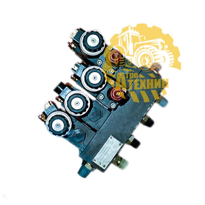 Гидроблок КЗК-12-0602650 (GB2-05-КЗК12-24V-4K-BY11 ЗАВОД) 4- секц.   КЗС-1218