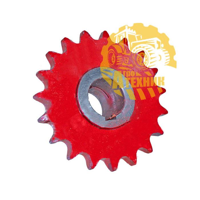 Звездочка КЗК 1870150А гидрореверса накл. кам. (t-25.4 Z-19, Dвн=45) КЗС-1218