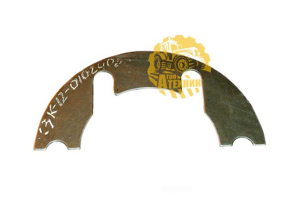 Прокладка КЗК-12-0102408А-01 шкива  (КЗК-12-0102104) КЗС-1218