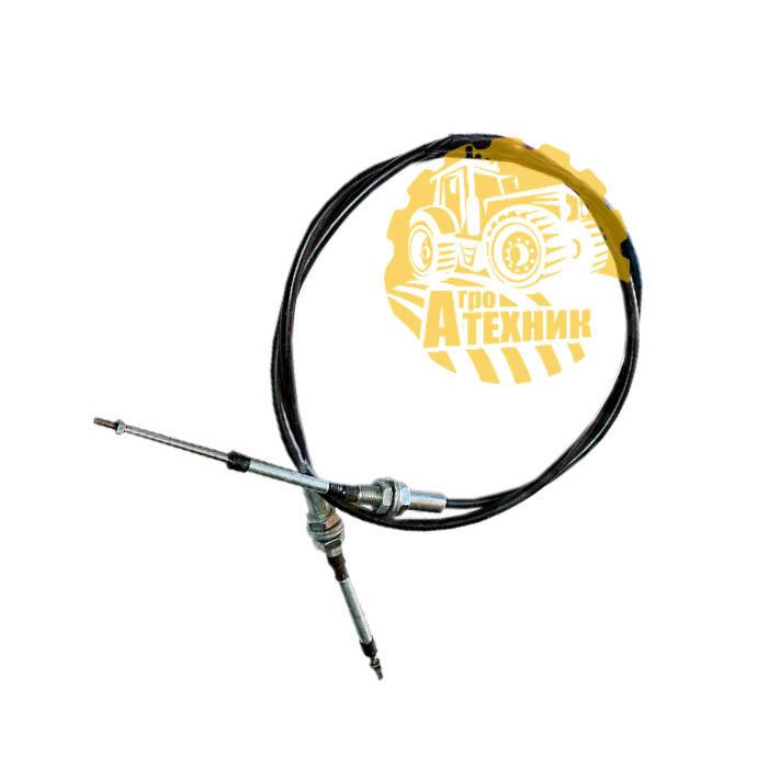 Трос 112-075-02200  L= 2,2 м  привода педали КЗС-812, 1218 (М6)**