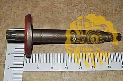ВАЛ 1 приводной ROTO 154159510 косилка ROTO 215DH