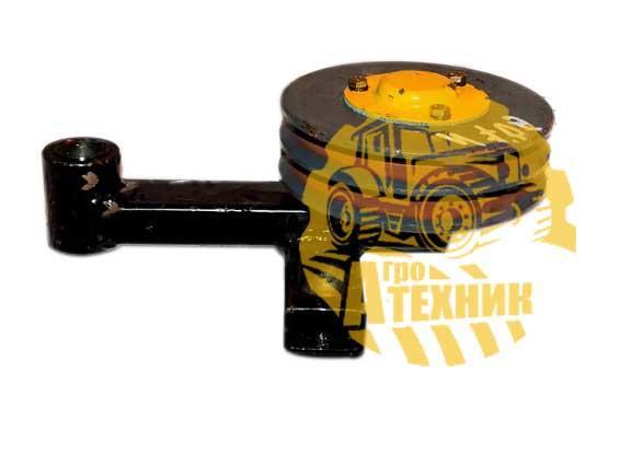 Рычаг КЗК-12-3-0106240А натяжения ремня вентилятора охл. радиатора КЗС-1218