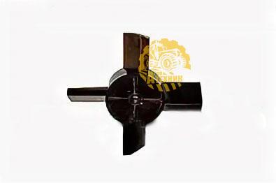 Турбина КЗК-12-3-0126019 воздушная воздухозаборника вращающегося КЗС-1218/10К