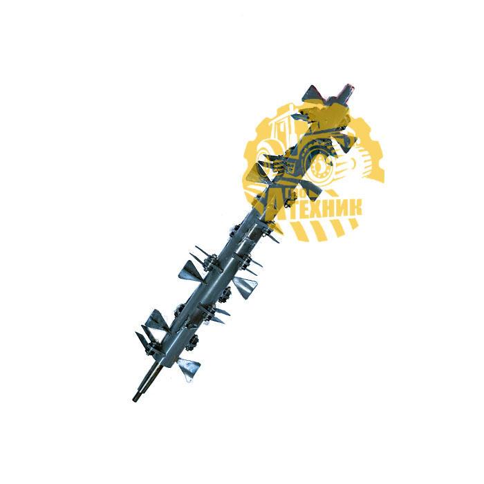 Ротор КЗК-10-0290140 соломоизмельчителя (с лопатками ст/о) КЗС-1218