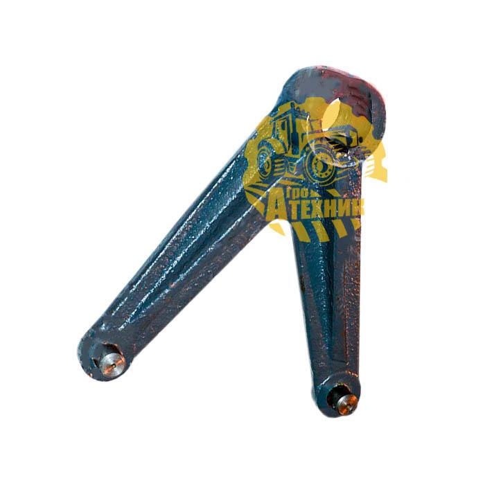 Рычаг КЗК-10-0115070  мех-ма подъема подбарабаний КЗС-10К