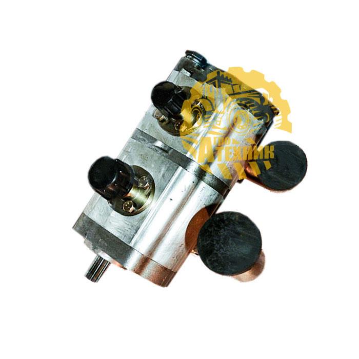 Насос двухсекционный КЗК-12-0602940А (910) н/о мелкий шлиц КЗС 1218/10К