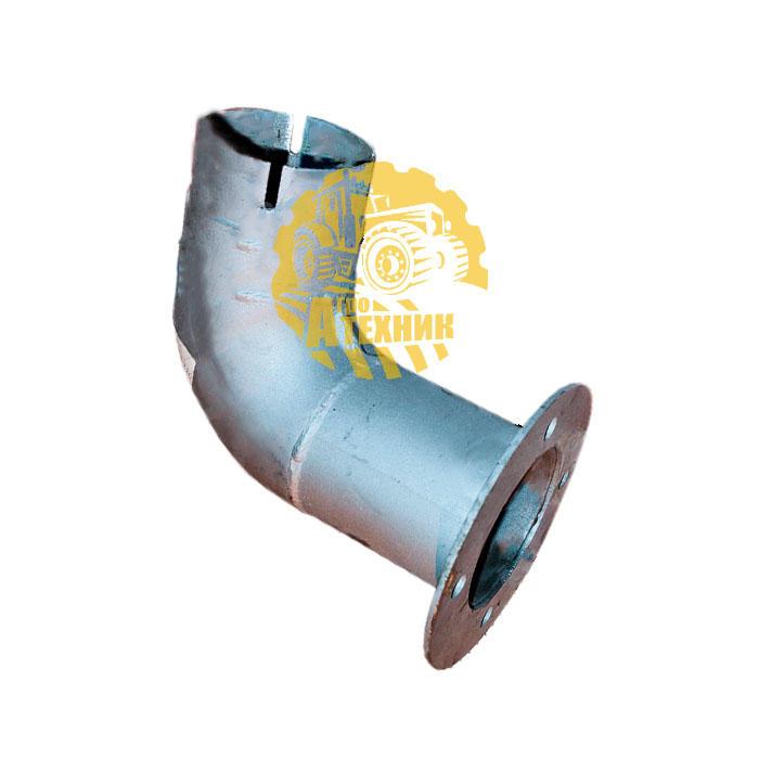 Труба выпускная КЗК-12-3-0126820  КЗС-1218/10К