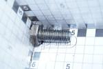 Болт М14х35х2,0 шестигранная головка, класс 5.8, неполная резьба
