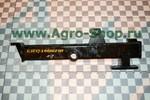 Балка КЗК-12-3-0106140 передняя опора двигателя (выпуск до 2013 г.) КЗС-1218