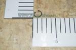 Кольцо стопорное А 15 (внутреннее) D=15 мм. ГОСТ 13943/Дин 472
