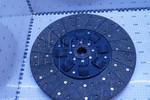 Диск сцепления ведомый к однодисковой лепестковой корзине МАЗ ( тонкий вал) Автомагнат