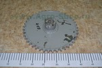 Звездочка РСМ-142.50.03.450  z=44, t=19,05; D=30 верхнего вала  Акрос