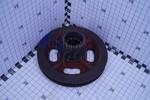 Шкив коленвала (1 ручей.шлиц) МТЗ D=160 мм