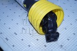 Вал карданный платформы подборщика ДОН-1500, ACROS (АИ-160, L=530...760мм) 8шл.-шп/паз ф30