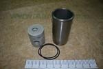 Поршнекомплект (г+п+у/к) 20-01с15 СМД-20 с окнами гр.С - МД-Конотоп