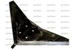 Лапа КПГ 01.500 (башмак ПГК 01.120)  штампово-сварная ПГ-3/5, ГУН-4