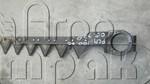 Нож режущего аппарата (5 метров) для редуктора Шумахер ДОН-680/М РСМ 1401 с 2007г Ростсельмаш
