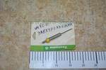 Шток электроклапана ТТ46175 TECHNOMA