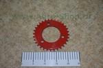 Венец ОЗШ 00.474 z=32 для ступицы опорно-привод.колеса СЗП-3,6В,СЗ-5,4