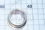Втулка подшипника 180106 (с проточкой под кольцо стопорное)