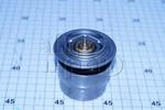 Термостат(80С) 2шт+4прокладки (К-700, К-701, КАМАЗ, МТЗ-1221) ЯМЗ