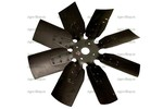 Крыльчатка 8423-1308012-01 вентилятора (железная)  ТМЗ-8481.10