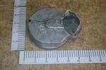 Кожух маховика 75.24.с32-1А в сборе с плитой алюминий (ПД-10)