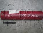 Вал ведущий транспортера семян (шлиц-шлиц) (качалка шлиц. 445 мм) ПСП