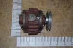 Насос вакуумный НВ-12-10-20сб со шкивом 00.00.400.10.208А для АИД-2 (ЧВМЗ)