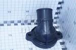 Патрубок коробки термостата (крышка)Вектор, Акрос (ПАО Автодизель)