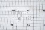 Гайка М 4х0,7 шестигранная, класс 6