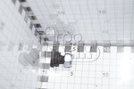 Болт с гайкой крепления ножа (4x48x105) аналог ЖТТ-2,4 d-21мм