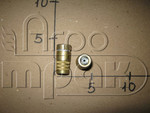 Головка шприца рычажно-плунжерного (наконечник) Т-025А (ШААЗ)