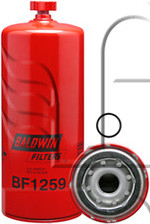 Фильтр-сепаратор топл. БЮЛЕР (2290, 2335, 2360, 2375, 2425)КЕЙС МАГНУМ (BALDWIN)