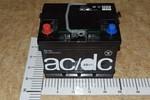 60 Аккумулятор 6СТ-60 AC/DC (пуск ток 500)