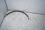 Шланг тормозной передний (L=750мм, гайка-штуцер) КАМАЗ-4310
