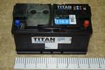 110 Аккумулятор 6СТ-110 А3 Титан Euro Silver о/п