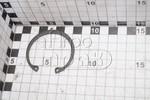 Кольцо стопорное поршневого пальца 50мм ЯМЗ,Т-4,ДТ-75